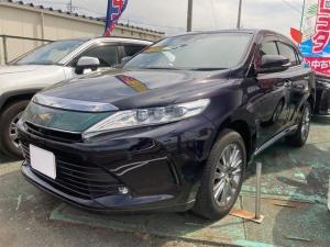 トヨタ ハリアー プログレス TSS クルコン Pバックドア スマートキ- パワーシート