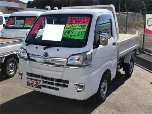 ダイハツ ハイゼットトラック 多目的ダンプ 4WD AC TV ナビ 電動スライドドア LED オーディオ付 DVD ETC 2名乗り