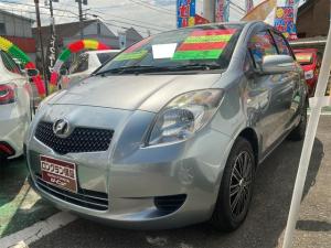 トヨタ ヴィッツ U パワステ ABS ETC CD 電動格納ミラー Wエアバッグ エアコン