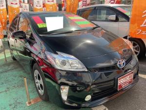 トヨタ プリウス S ETC バックカメラ ナビ オートライト HID LEDヘッドランプ CD スマートキー 電動格納ミラー CVT 盗難防止システム 衝突安全ボディ ABS ESC エアコン パワーステアリング
