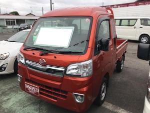 ダイハツ ハイゼットトラック 4WD エアコン AT オーディオ付 キーレスエントリー