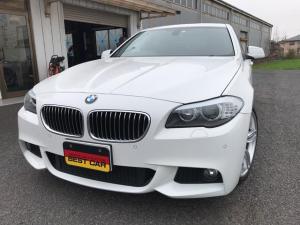 BMW 5シリーズ 523i Mスポーツパッケージ サンルーフ 革シート