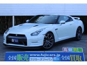 日産 GT-R ブラックエディション 550馬力 純正ナビ