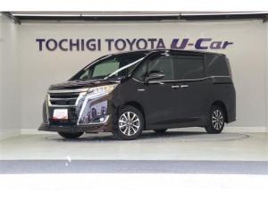 トヨタ エスクァイア ハイブリッドGi ワンオーナー 7人乗り バックモニター