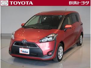 トヨタ シエンタ G 6人乗り・ガソリン車・メモリーナビ・CD・バックモニター