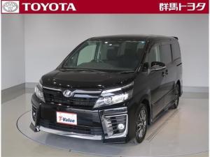トヨタ ヴォクシー ZS 7人乗り・メモリーナビ・CD・ETC・後席モニター
