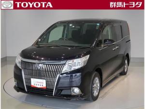 トヨタ エスクァイア Xi トヨタ認定中古車 LEDライト ワンオーナー純正アルミ