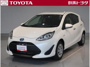 トヨタ アクア Sスタイルブラック トヨタ認定中古 当社社用車