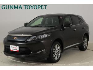 トヨタ ハリアー プレミアム CDオーディオ LEDヘッドライト ETC