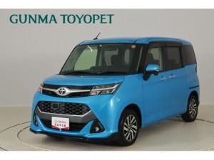 トヨタ タンク カスタムG SDナビ バックカメラ LEDヘッドライト 両側電動スライドドア ETC
