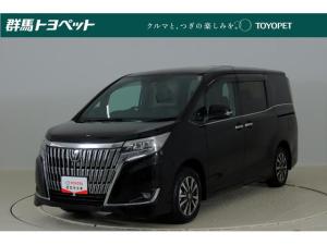 トヨタ エスクァイア Gi SDナビ バックカメラ 両側電動スライドドア LEDヘッドライト ETC セーフティーセンス シートヒーター