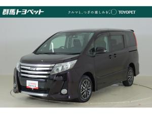 トヨタ ノア Si SDナビ バックカメラ LEDヘッドライト 両側電動スライドドア ETC セーフティーセンス