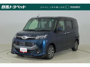 トヨタ タンク カスタムG S SDナビ バックカメラ LEDヘッドライト 両側電動スライドドア ETC スマートアシスト シートヒーター