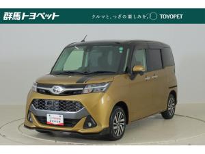 トヨタ タンク カスタムG S SDナビ バックカメラ LEDヘッドライト 両側電動スライドドア ドライブレコーダー シートヒーター