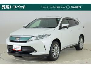 トヨタ ハリアー プレミアム SDナビ バックカメラ LEDヘッドライト ETC セーフティーセンス