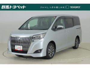 トヨタ エスクァイア Gi プレミアムパッケージ SDナビ バックカメラ LEDヘッドライト スマートキー 両側電動スライドドア ETC シートヒーター