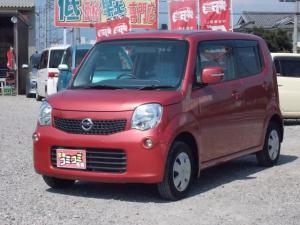 日産 モコ X ワンオーナー 社外ナビ TV 新品タイヤ
