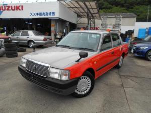 トヨタ クラウンコンフォート スタンダード LPG タクシー LPガス