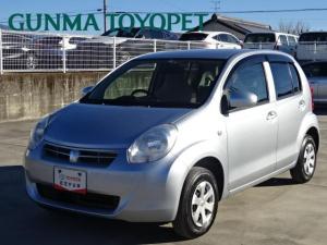 トヨタ パッソ X CD キーレス