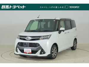 トヨタ タンク カスタムG-T CD LEDヘッドライト 両側パワースライドドア ドラレコ ワンオーナー