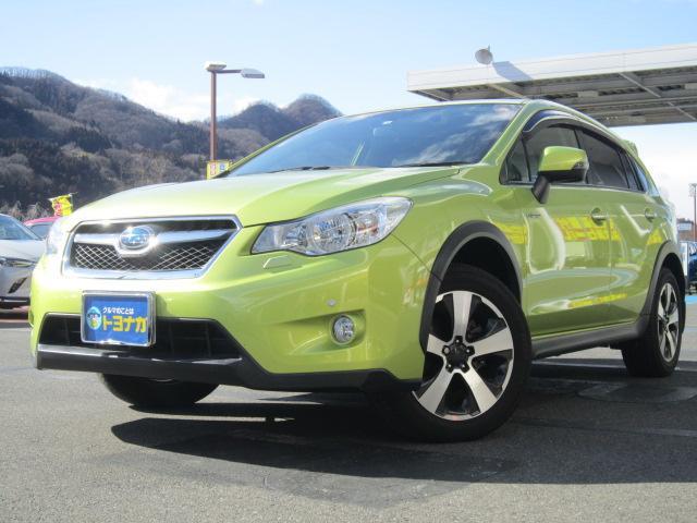 XVハイブリットが入庫!しかも雪道でも安心の4WD! 北海道の一部と東日本から兵庫県の県外登録費は+¥10,800でOK!