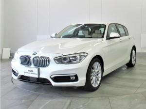 BMW 1シリーズ 118d ファッショニスタ 認定中古車 本革シート