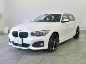 BMW 1シリーズ 118d Mスポーツ エディションシャドー 認定中古車 アップグレードパッケージ