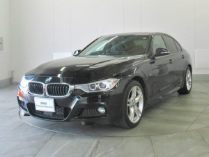 BMW 3シリーズ 320d Mスポーツ 認定中古車 ACC 車検整備付