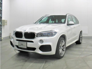 BMW X5 xDrive 35i Mスポーツ 認定中古車 サンルーフ ソフトクローズドア