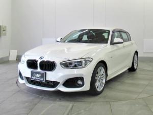 BMW 1シリーズ 118i Mスポーツ 認定中古車 バックカメラ 車検整備付