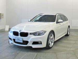 BMW 3シリーズ 318iツーリング Mスポーツ 認定中古車 サンルーフ 地デジ 車検整備付
