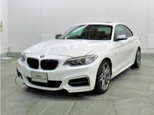 BMW 2シリーズ M235iクーペ 認定中古車 サンルーフ 6MT