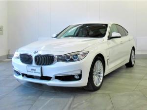 BMW 3シリーズ 320iグランツーリスモ ラグジュアリー 認定中古車 ACC 車検整備付