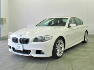BMW 5シリーズ 535i 認定中古車 Mスポーツパッケージ 左ハンドル 車検整備付