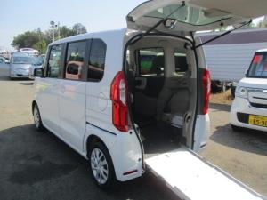 ホンダ N-BOX G・スロープLホンダセンシング 福祉車 パワスラ ナビTV