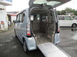 ホンダ N-BOX+ G・Lパッケージ 福祉車両スロ-パ- 電動ウィンチ
