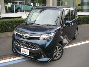 トヨタ タンク カスタムG-T ナビ スマートアシストII