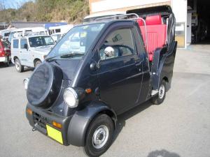 ダイハツ ミゼットII Dタイプ 合法車検車両 3人乗り人力車仕様 コマーシャルカー