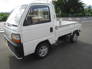 ホンダ アクティトラック SDX 2WD 5速マニュアル 車検整備付 2ドア ホワイト
