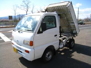 マツダ スクラムトラック ダンプ 4WD5F EL付き