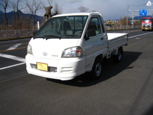 トヨタ タウンエーストラック SシングルジャストローDX オートマチック車