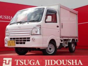 マツダ スクラムトラック KX 4WD 冷蔵移動販売車 エアコン パワステ