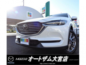 マツダ CX-8 XDプロアクティブ6人乗り 展示車 360°Pゲート