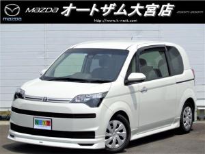 トヨタ スペイド G モデリスタ ナビ TV Bカメラ HID 衝突被害軽減