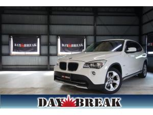 BMW X1 sDrive 18i 社外HDDナビ バックカメラ ヘッドライトHID 純正アルミホイール ETC