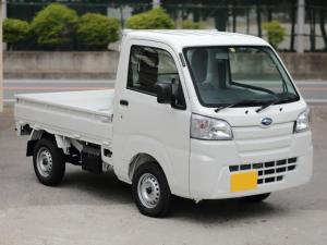 スバル サンバートラック スタンダード農用スペシャル 4WD 5MT 届出済未使用車