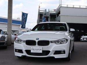 BMW 3シリーズ 320d Mスポーツ 右ハンドル ディーラー車