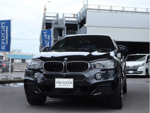 BMW X6 xDrive 35i Mスポーツ セレクトPKG プライムP コンフォートPKG 右ハンドル ワンオーナー ディーラー車
