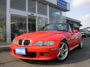 BMW Z3ロードスター 2.0 純正AW ETC AT