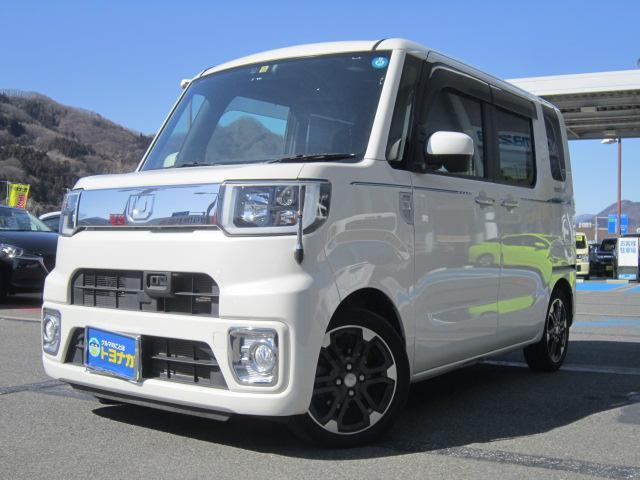 ウェイクが入庫!しかも雪道でも安心の4WDです! 北海道の一部と東日本から兵庫県の県外登録費は+¥10,800でOK!